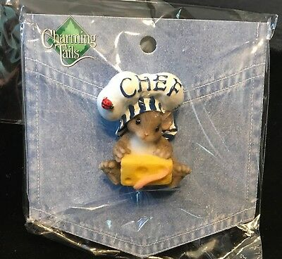 Charming Tails What's Cookin' #97/44 - Chef Pin - IOP