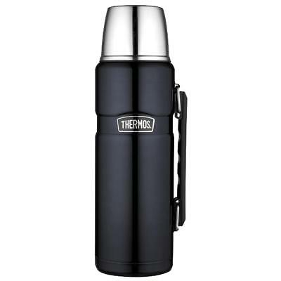 Thermos Stainless King Vacuum Insulated Beverage Bottle-40 oz. (Stainless
