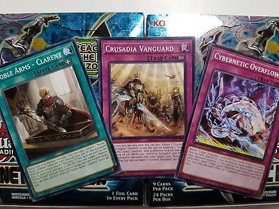 3X Yu-Gi-Oh Cybernetic Horizon Common -YOU PICK FROM LIST