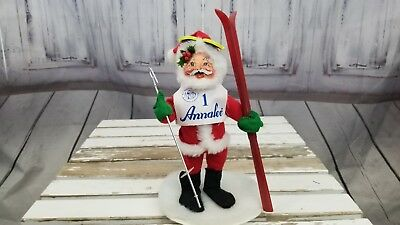 100% Quality Annalee 1993 Christmas Doll Mrs Claus Shopping Strong Packing Dolls & Bears