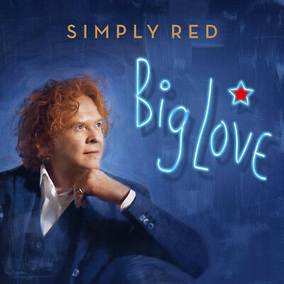 Simply Red - Big Love (2015) - CD Brand New & Sealed