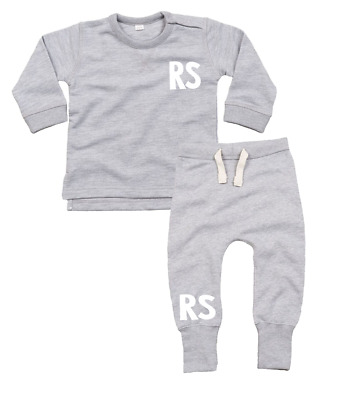Personalised Initial Toddler Tracksuit Toddler Sets Personalised Toddler Sets 2