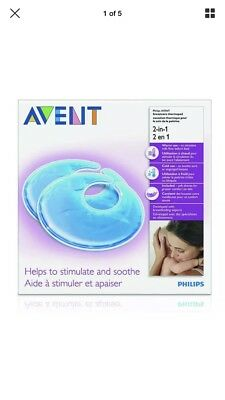 Phillips Avent Breast Care Thermo Pads 2 in 1