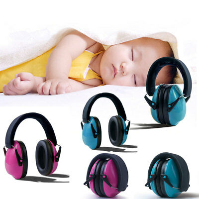 Baby Kids Earmuffs Hearing Protection Toddler Noise Reducing Child Ear Muff NEW