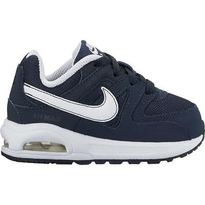 low priced 73c33 eb392 Nike Air Max Command Flex Tdv - Blubianco - 844348-400