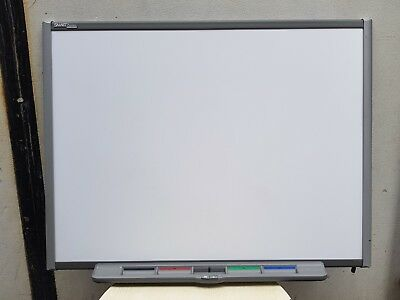 SMART Board Interactive Whiteboard SB660-010140 | NO PENS | NO ERASER