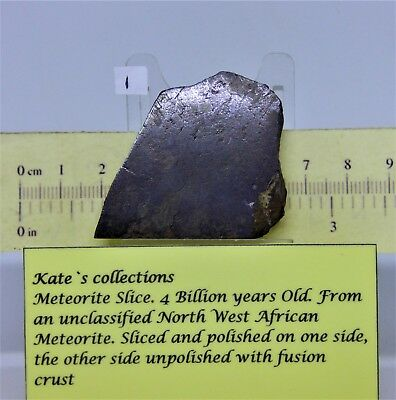 Pick your own  Meteorite  from N. W Africa 4 Billion Years Old  24 to 45  gms