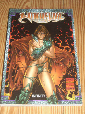 Witchblade Sammelband 1 Infinity Verlag  TB deutsch Top Cow Image Softcover