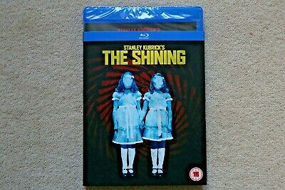 Blu-Ray  The Shining ( With Collectable Sleeve )  Brand New Sealed Uk Stock