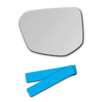 LD669 Replacement Mirror Glass for 2016-18 Honda Civic Driver Side View Left LH