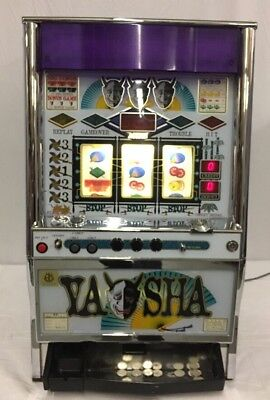 YASHA MAZYA Japanese Token Slot Machine