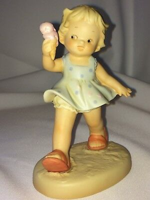 """Memories of Yesterday Figurine """"A Sweet Treat For You"""" 1995 - Event Figurine"""