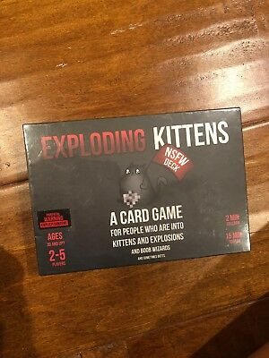 NEW Exploding Kittens Party Pack Game /(52423414/)