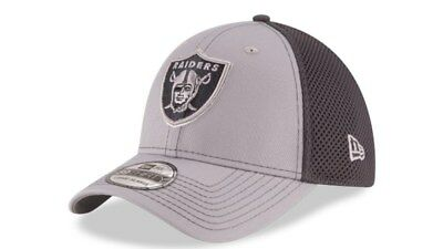 OAKLAND RAIDERS NEW Era 2018 NFL Draft Official On-Stage 39THIRTY ... 6ed17ae9d