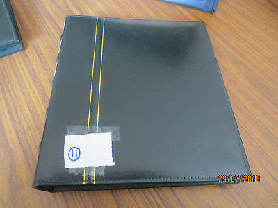 N0-10--  Fdc  Album  -40  Double  Sided  Pages  --4  To  A Page --Like  New  A1