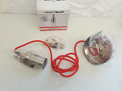 Globe Electric 1-Light Vintage Edison Mini Pendant, Red Designer (H101935)