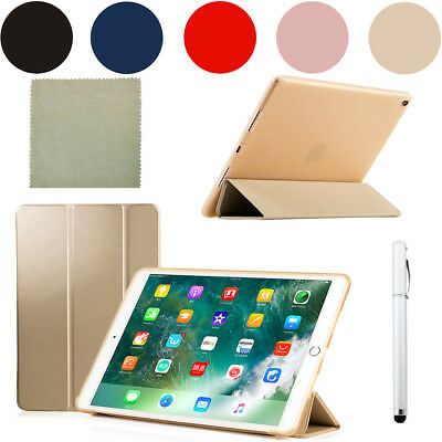 """For iPad Pro 10.5"""" inch 2017 Case Smart Cover with Auto Sleep/Wake Stylus Cloth"""