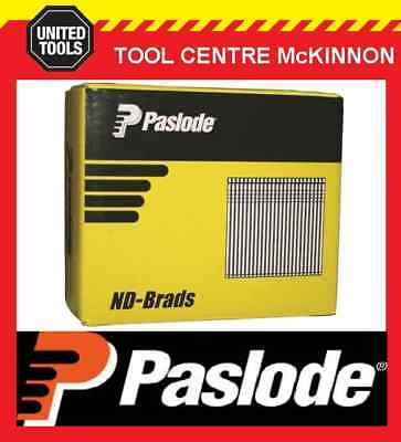 PASLODE 70mm ND SERIES 14 GAUGE GALVANISED BRADS / NAILS – BOX OF 2000