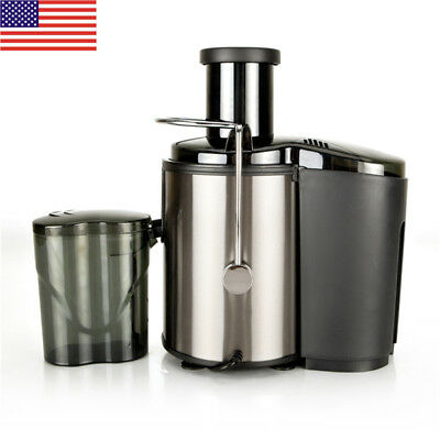 800W Multi-Function Juicer Electric Juice Extractor Fruit Vegetable Portable US
