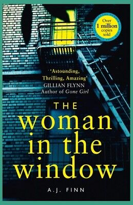 The Woman in the Window by A. J. Finn New Paperback