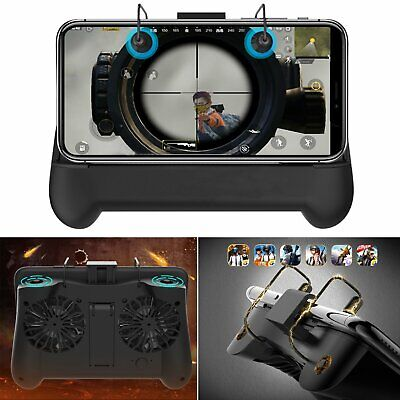 PUBG Mobile Game Integrated Handle Gaming Trigger Fire Button Shooter Controller