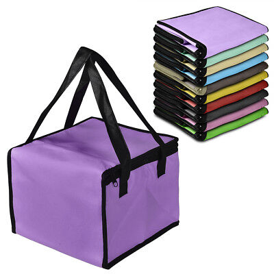 Portable Cool Bag Insulated Cooler Food Can Drink Lunch Picnic Hiking 21L /12.5L