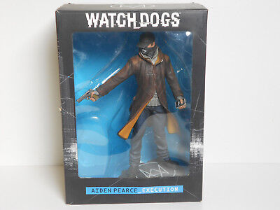 Watch Dogs Figur Aiden Pearce Execution UbiCollectibles