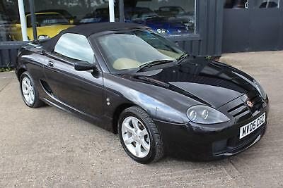 Trophy Cars Mg Tf 115, Cream Interior, Low Mileage,glass Window,new Headgasket