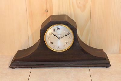 Antique Waterbury 8 Day Time and Chime Mantle Clock