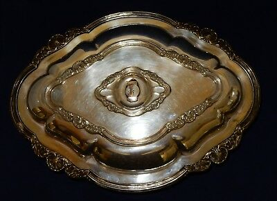 Vintage Alexe Clarke Welbeck Plate Entree / Serving Dish no handle