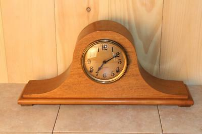 Antique Sessions 8 Day Chiming Mantle Clock ~ Refinished & Running