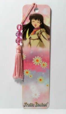 "Funimation Fruits Basket Bookmark w/Beads & Tassel 6 7/8"" x 1 9/16"""