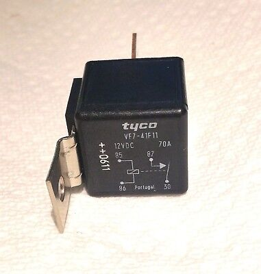Tyco VF7-41F11 Relay  with 12VDC Coil and 70A Current rating
