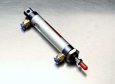 Mal16-50 Double Action Air Cylinder 16MM Bore 50MM Stroke Pneumatic BSP