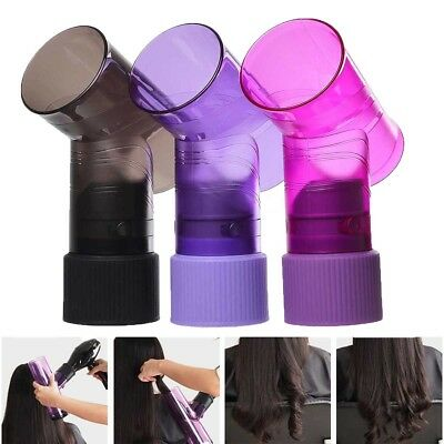 Hair Dryer Blower Diffuser Magic Wind Spin Curl Roller Curler Maker Styling Tool