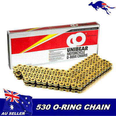 530 O Ring Motorcycle Chain 120 Links For Suzuki GSF 600 GSF600 Bandit 1995-2004
