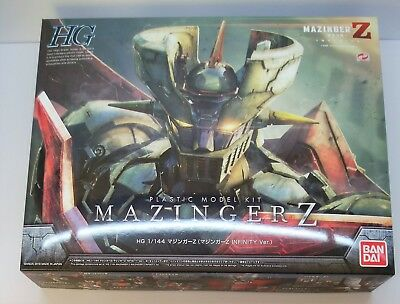 BANDAI HG Mazinger Z INFINITY Ver. 1/144 scale Japan import NEW Very cool