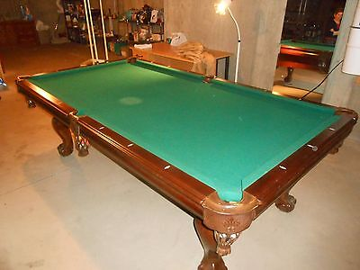 AMERICAN HERITAGE BILLIARDS Collection Pool Table Winchester - American heritage billiards pool table