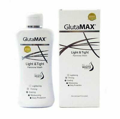 GLUTAMAX LIGHT & TIGHT FEMININE WASH 50ml
