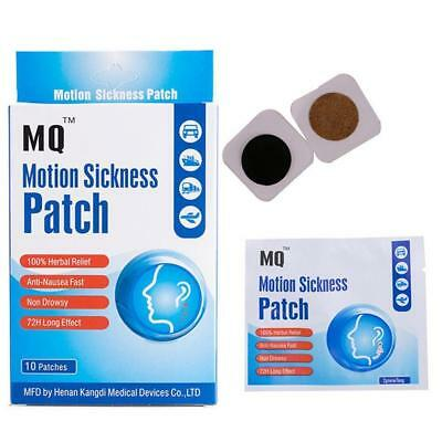 30Patches Scopolamine Patch Motion Sickness Patch Sickness Anti Motion Dekor 30g