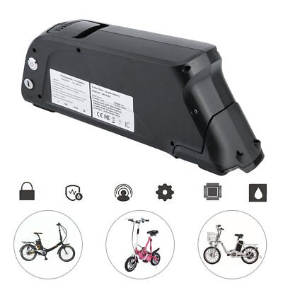 E-Bike Battery 48V Pedelec Kit conversione Batteria agli ioni litio con carica #