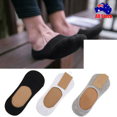 7 Pairs Mens Women Unisex Invisible Liner Trainer No Show Secret Footsies Socks
