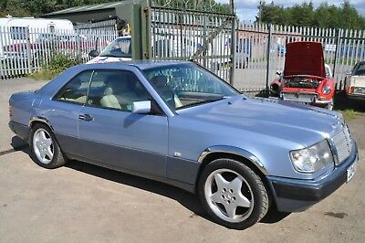 1992 Classic Mercedes Benz 2 Door Coupe Car W124 230Ce Automatic