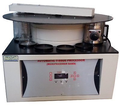 Tissue Processor Microprocessor Based Fully Automatic Newly Finished Brand Indos