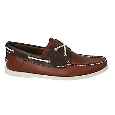 TIMBERLAND MEN S Heritage 2-Eye boat Shoes uk size 6.5 - EUR 43 be7f0298f6e8