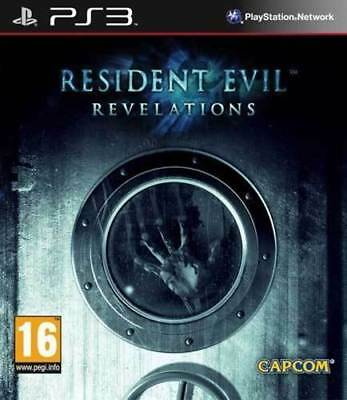 Resident Evil : Revelations - PS3 (Playstation 3) Complete