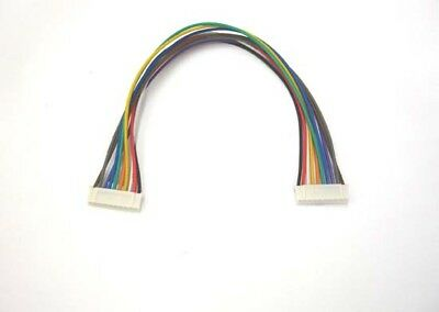 3 x JST-PH 2.0mm 10-Pin Female to Female Connector Extension 26AWG 200mm wire