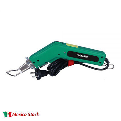 Mexico Stock Durable Hand Held Hot Heating Knife Cutter Cutting Tool 100W 110V