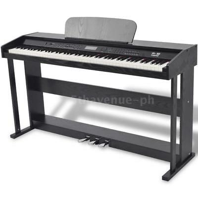88 Tasten Elektro Klavier Digital E-Piano 3 Pedale Keyboard 150 Sounds U4R7
