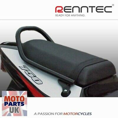 Renntec Suzuki Gsxr 600/750/1000 Pillion Grab Rail Black